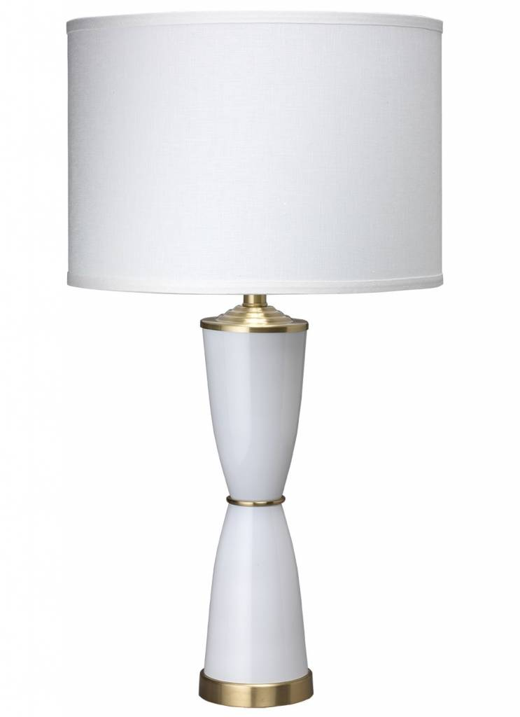 Lido Lamp White 31H16.5W