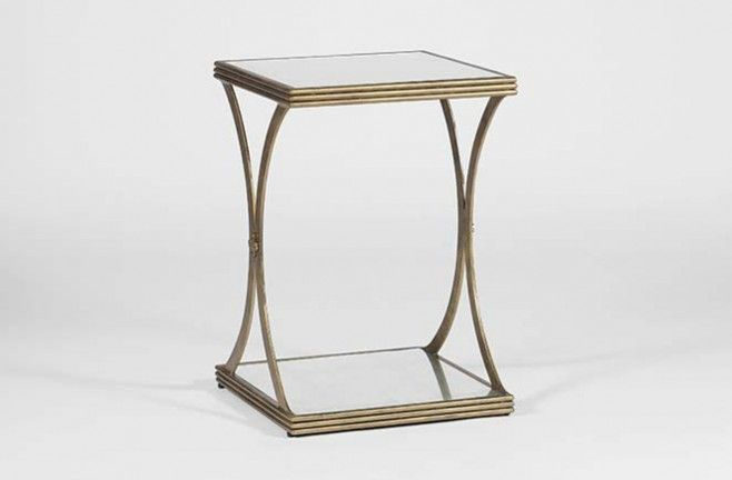Felicia Side Table18.3W18.3D26.4H