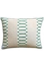 Japonic Stripe Emerald Green 14x20