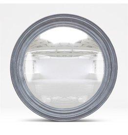 Easton Aged Grey Wood Mirror 27''