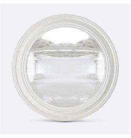 Easton White Wood Mirror 27''