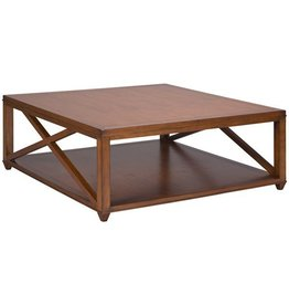 Elis Coffee Table 46W 46D 18H