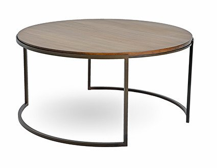Taylor Round Coffee Table 36.75DIA 18H