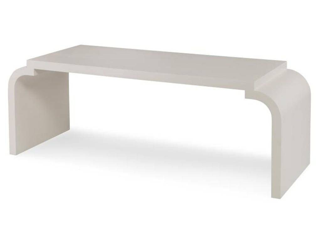 St. Pete Rectangular Cocktail Table 50W 18D 18H
