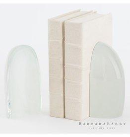 Iceberg Bookends Mist - Pair