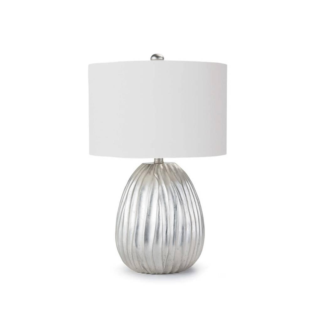 Dune Table Lamp Silver 23Hx15W