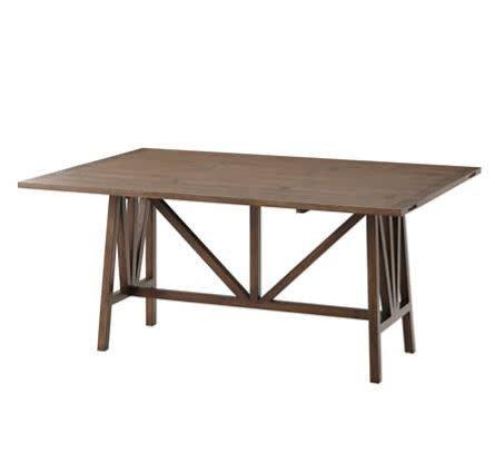 Dakota Wooden Dining Table 65W 44D 30H