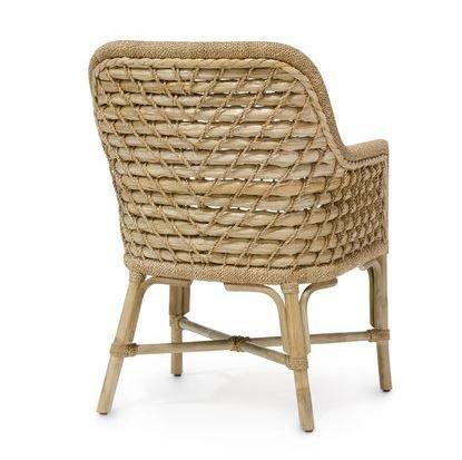 Capitola Arm Chair 23.75W 25.5D 34.5H
