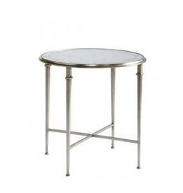 Barlow Round End Table 26H 26DIA