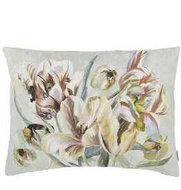 Tulipa Stellata Birch Pillow 24x18