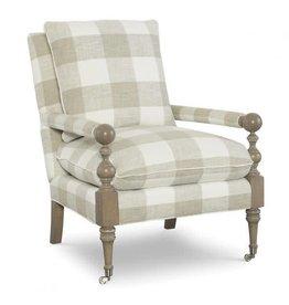 Bradstreet Chair 31W x 37D x 39H