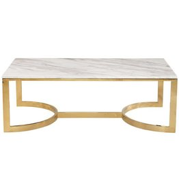 Blanchard Rectangular Cocktail Table 54W 30D 18H