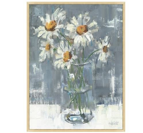 Spring Daisies - 36x47