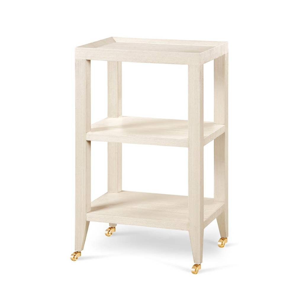 Isadora Side Table - Natural 17Wx13Dx29H
