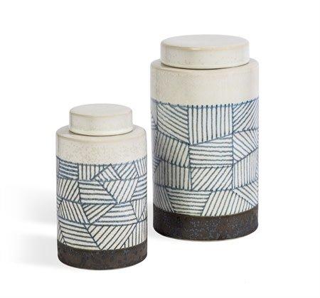 Aldrich Tea Jars Large