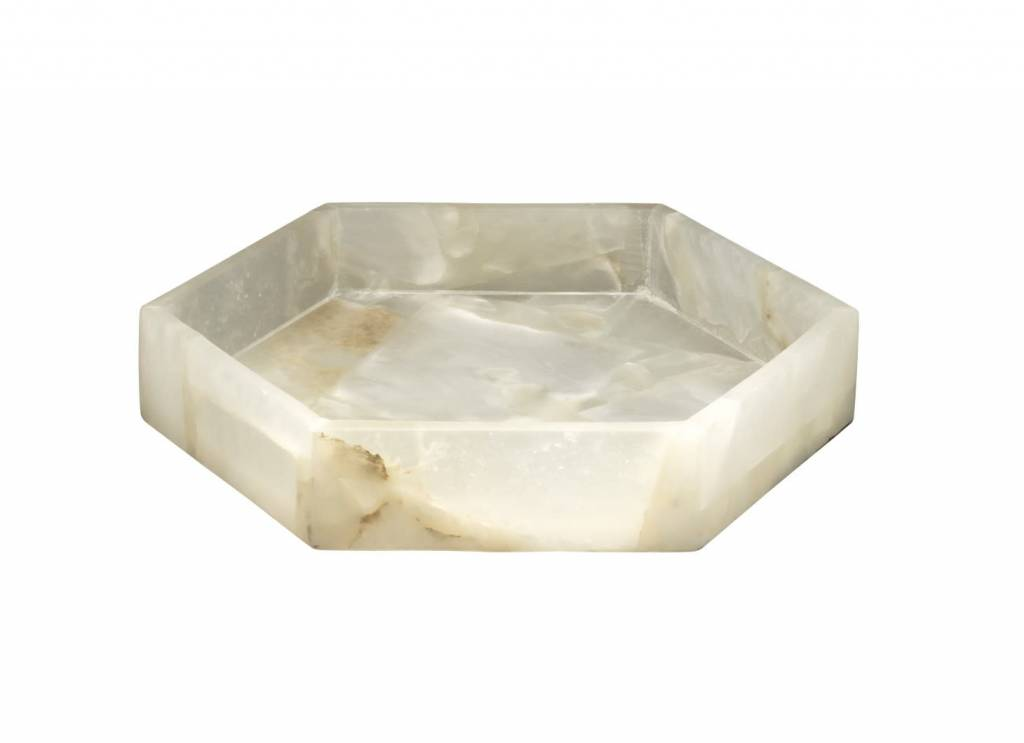 Antonia Hexagon Tray Small