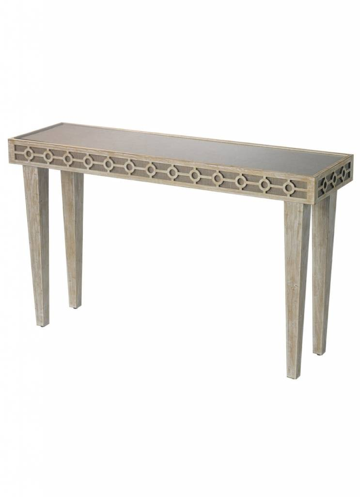 St John Console Table - Natural