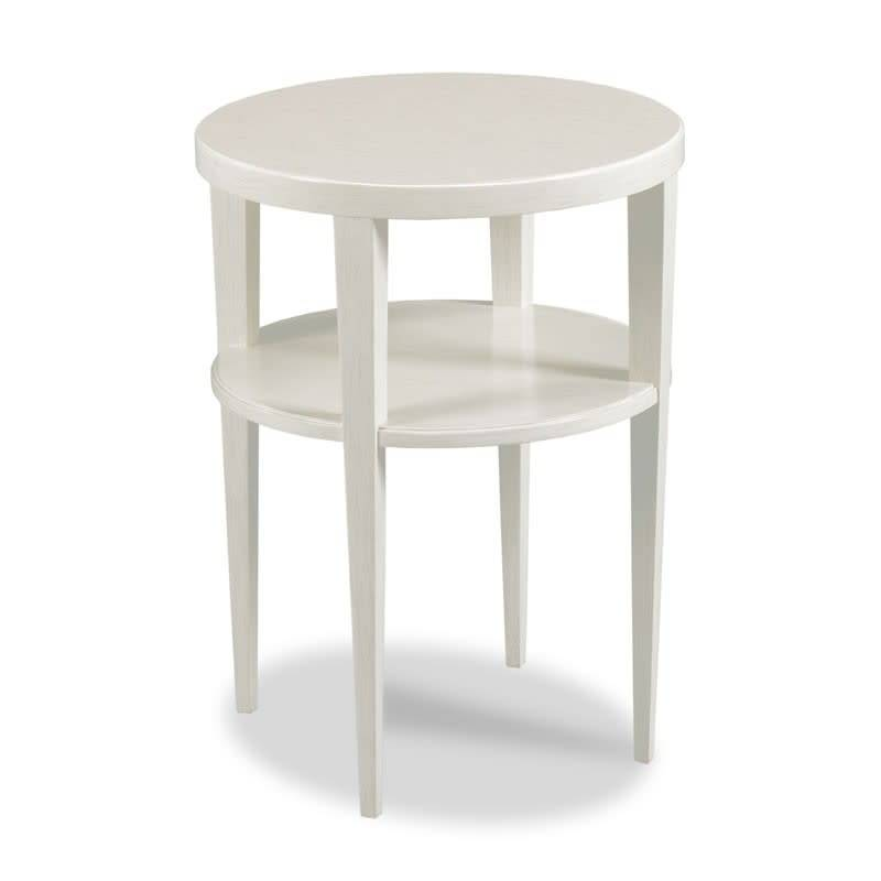 Provence Drink Table - Carrara Finish