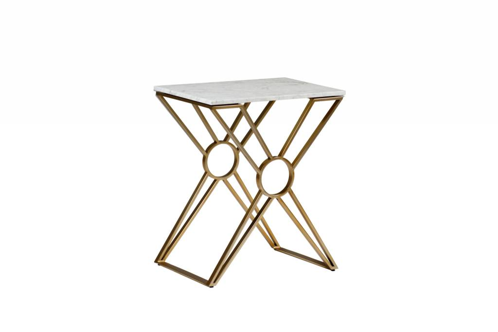 Tara Side Table 20w 15d 24h