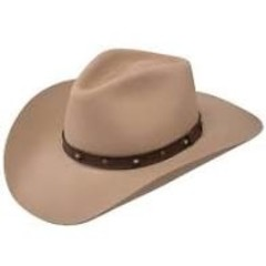 Stetson Sunset Ride, American Buffalo Collection 4X