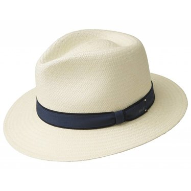 Bailey of Hollywood Brooks Panama Fedora, Bailey
