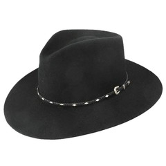 Stetson Diamond Jim, Black, 150th Anniversary, Stetson