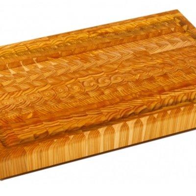 Larchwood Larchwood Large Carving Board 24x15