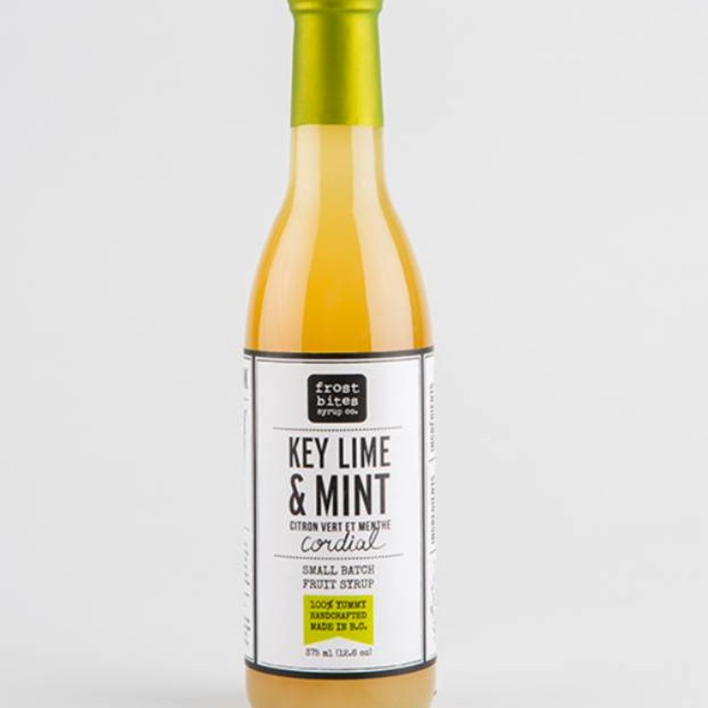 Frostbite Co. Cordial Lime 375mL