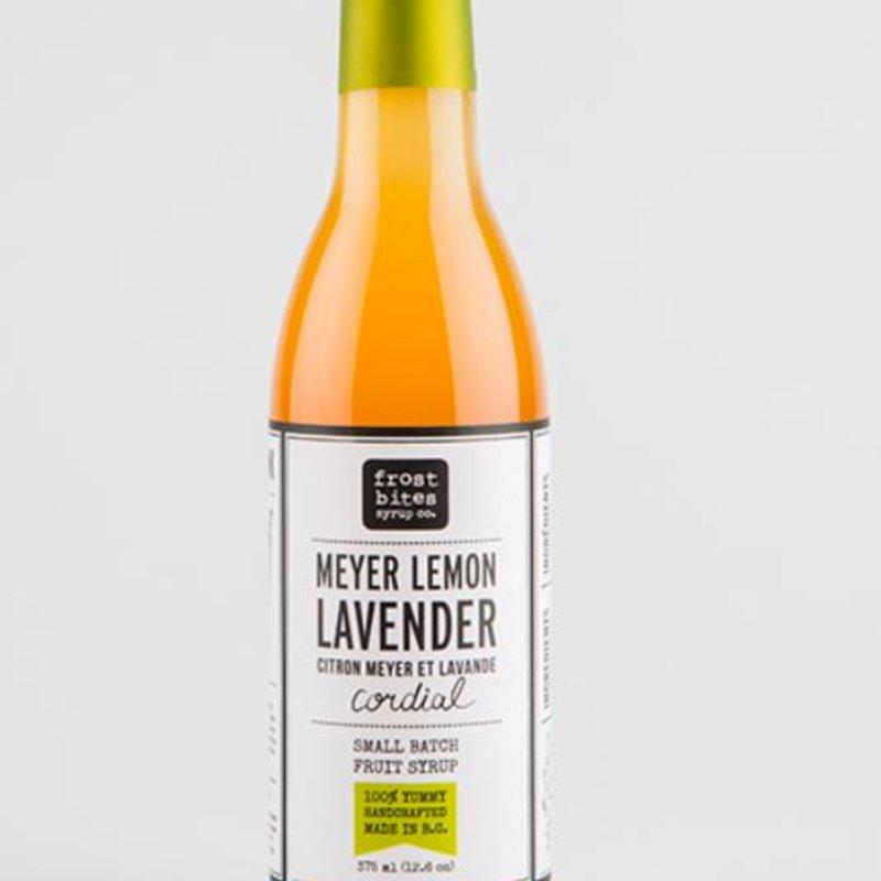 Frostbite Co. Cordial Meyer Lemon Lavender