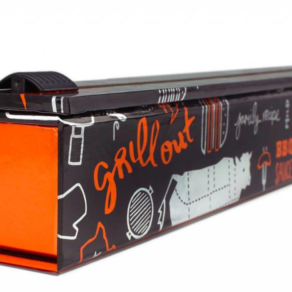 ChicWrap ChicWrap Foil Dispenser - BBQ Grill