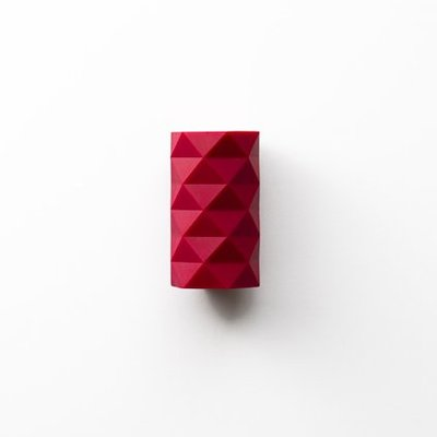 GIR Get It Right Silicone Stopper Fractal Tower Burgundy