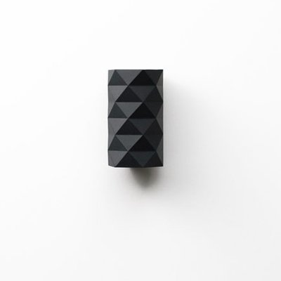 GIR Get It Right Silicone Stopper Fractal Tower Black