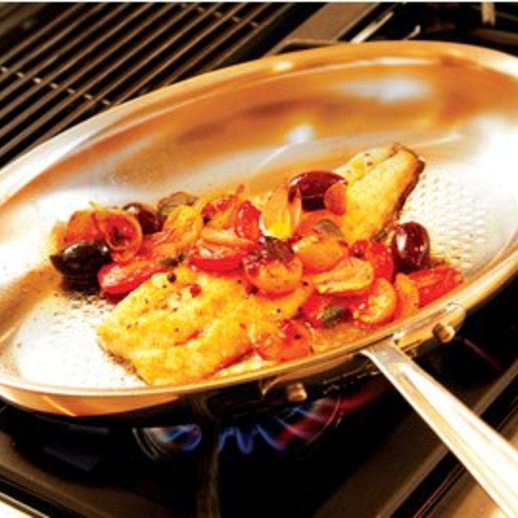 All-Clad All-Clad d3 Armor Fish Pan