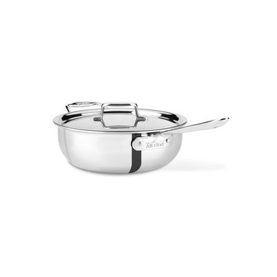 All-Clad All-Clad 4-Qt d5 Essential Pan with Lid