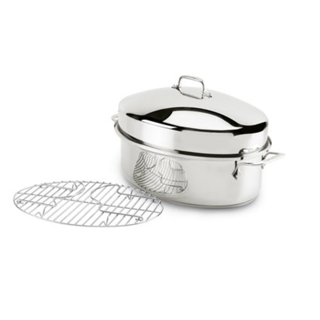 All-Clad All-Clad Covered Oval Roaster