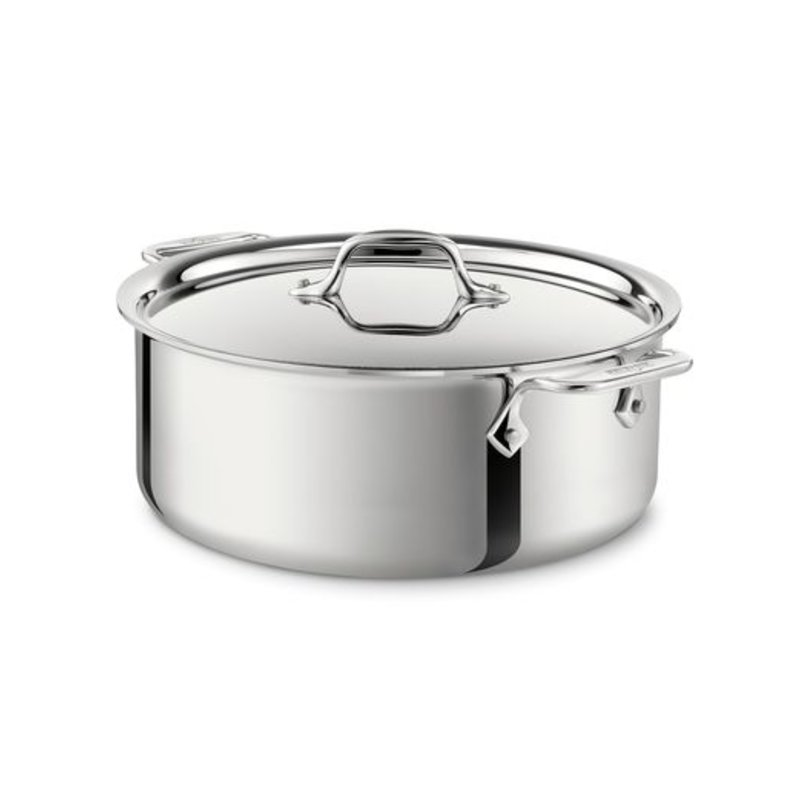 All-Clad All-Clad 6-Qt d3 Stock Pot