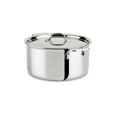 All-Clad All-Clad 8-Qt d3 Stock Pot