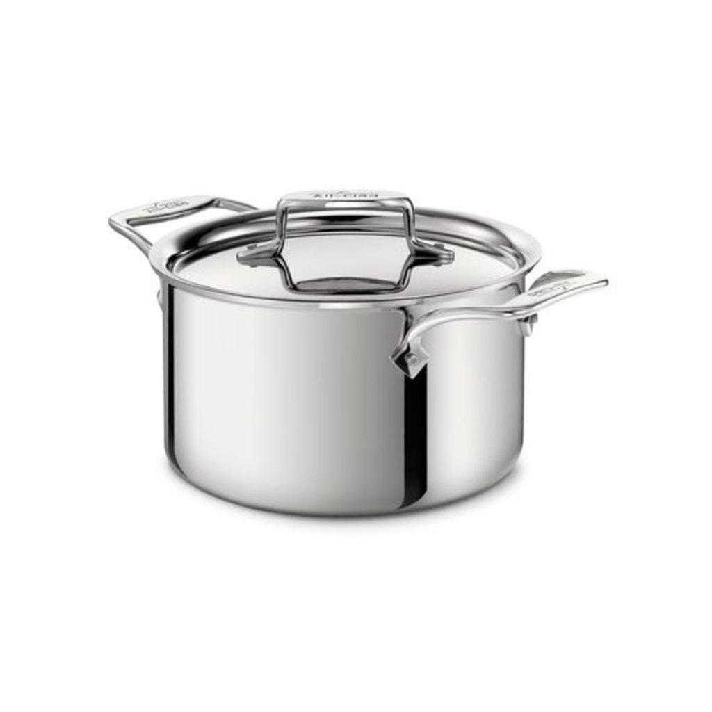All-Clad All-Clad 4-Qt d5 Soup Pot
