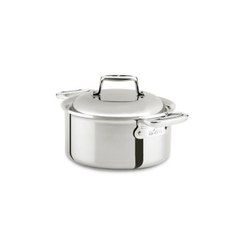 All-Clad All-Clad 3.5-Qt d7 Round Oven
