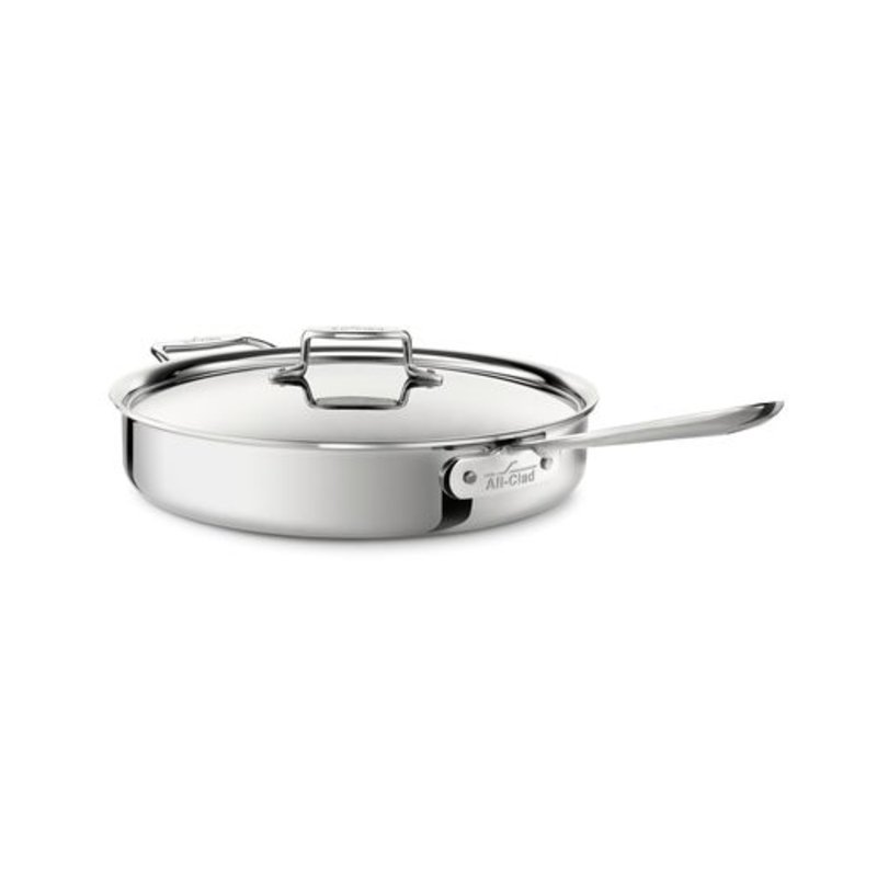 All-Clad All-Clad 6-Qt d5 Sauté Pan