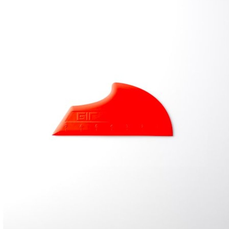 GIR Get It Right Silicone Scraper 001 Red