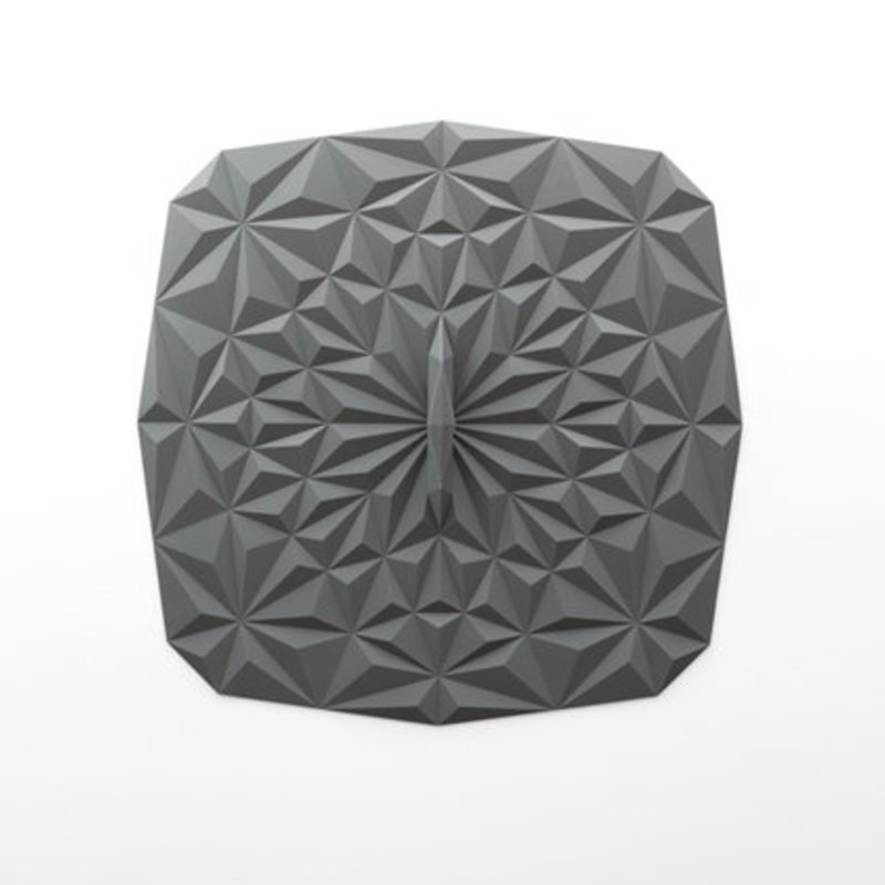 GIR Get It Right Silicone Lid 9x9 Grey