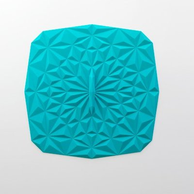 GIR Get It Right Silicone Lid 9x9 Teal
