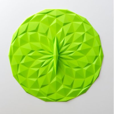 """GIR Get It Right Silicone Round Lid 12.5""""  318mm Lime"""