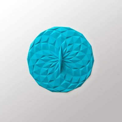 """GIR Get It Right Silicone Lid 8"""" 203mm Teal"""