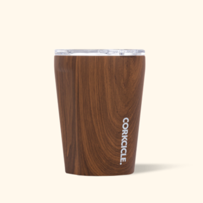 Corkcicle Tumbler - 12oz Walnut