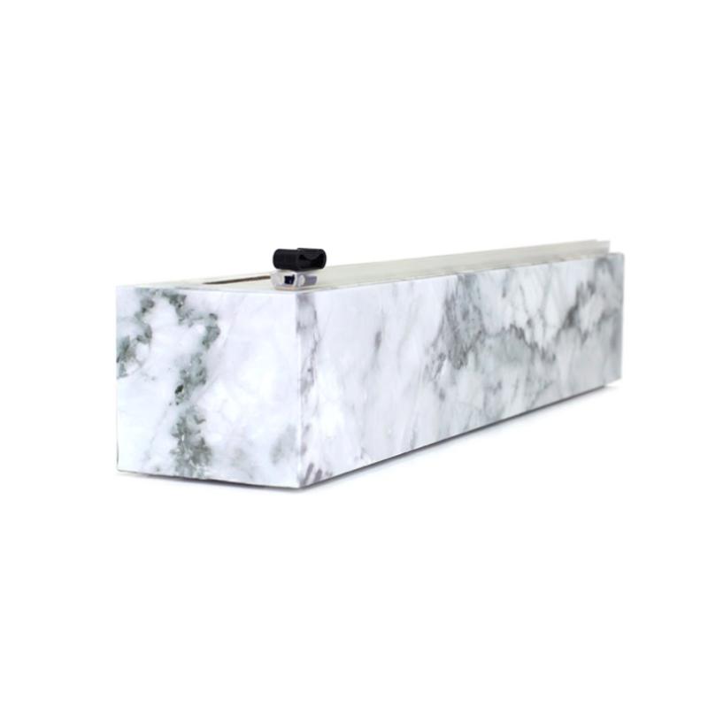 ChicWrap ChicWrap Plastic Wrap Dispenser - Marble