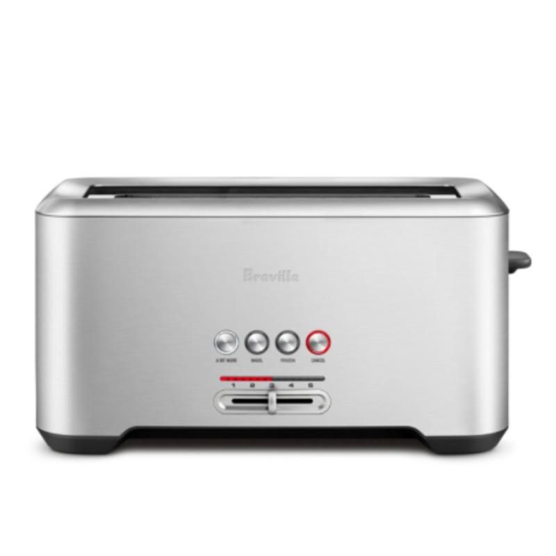 Breville Breville Bit More Toaster 4-Slice Long Slot
