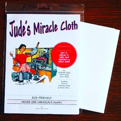 Jude's Miracle Cloth Jude's Miracle Cloth