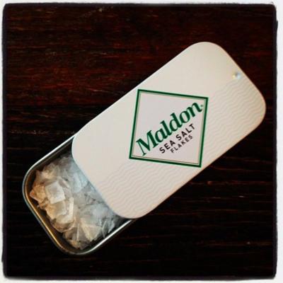 Maldon Maldon Sea Salt 10g Tin